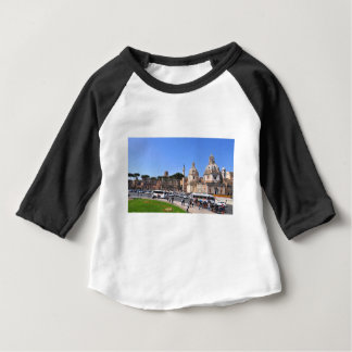 Ancient city of Rome, Italy Baby T-Shirt