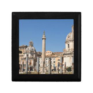 Ancient city of Rome, Italy Gift Box