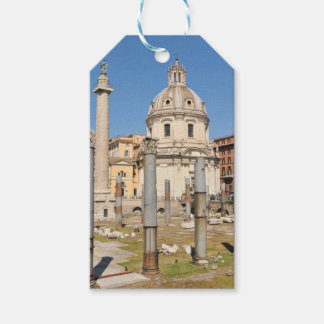 Ancient city of Rome, Italy Gift Tags