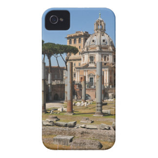 Ancient city of Rome, Italy iPhone 4 Cover