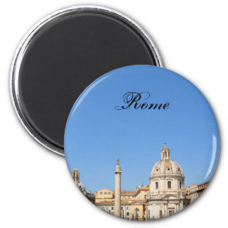 Ancient city of Rome, Italy Magnet