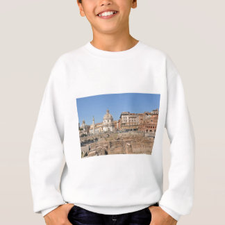 Ancient city of Rome, Italy Sweatshirt