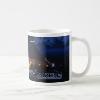 Ancient Civilization Night Classic White Coffee Mug