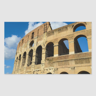 Ancient Colosseum in Rome, Italy Sticker