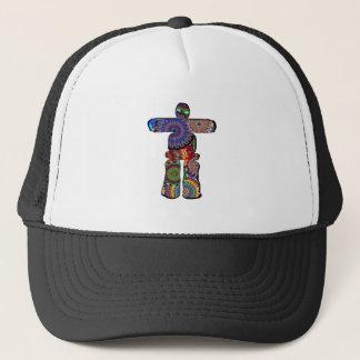 Ancient Compass Trucker Hat