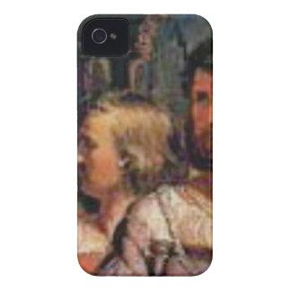 ancient couple iPhone 4 case