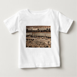 ancient crumble building baby T-Shirt