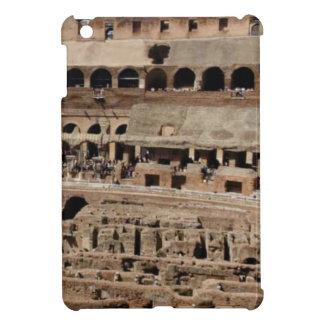 ancient crumble building iPad mini case
