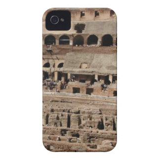 ancient crumble building iPhone 4 Case-Mate case