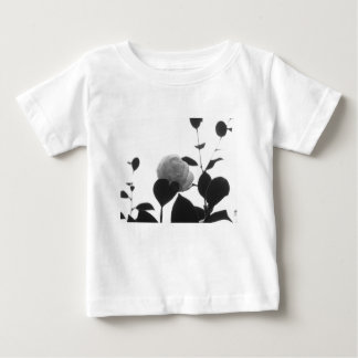 Ancient cultivar of Camellia japonica flower Baby T-Shirt