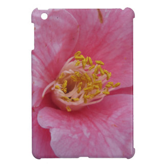 Ancient cultivar of Camellia japonica flower iPad Mini Cases