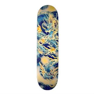 Ancient Dragon Scroll Element Custom Pro Board Skateboard Decks