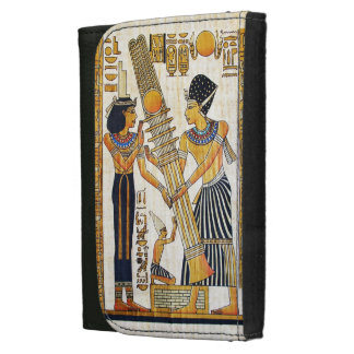 Ancient Egypt 1 Leather Wallet