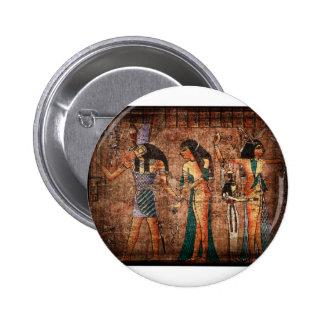 Ancient Egypt 4 2 Inch Round Button