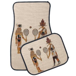 Ancient Egypt Gods Tennis Funny Car Mats Floor Mat