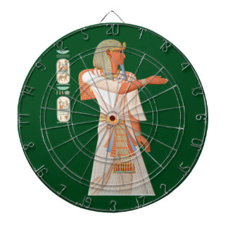 Ancient Egypt ~ Pharaoh Mienptah-Hotéphimat ~1878 Dartboard