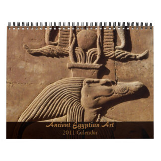 Ancient Egyptian Art 2011 Calendar
