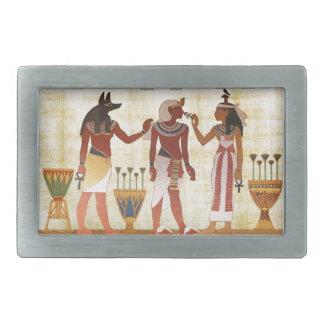 Ancient Egyptian design belt buckle