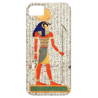 Ancient Egyptian God Horus Hieroglyphics Design iPhone 5 Covers