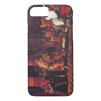 Ancient Egyptian Musicians 1863 iPhone 7 Case