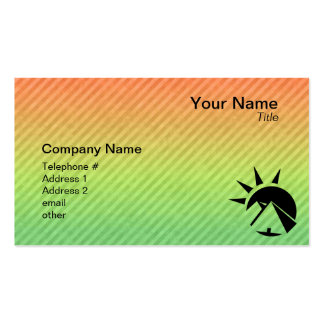 Ancient Egyptian Pyramid Pack Of Standard Business Cards
