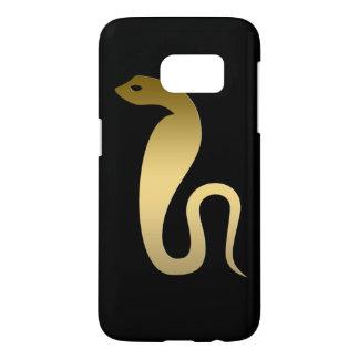 Ancient Egyptian snake – goddess Renenutet Samsung Galaxy S7 Case