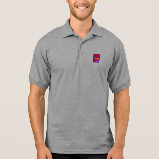 Ancient Face Polo Shirt