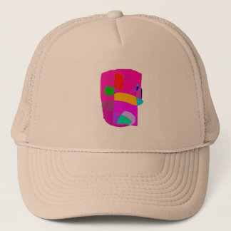 Ancient Face Trucker Hat