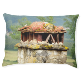 Ancient French Chimney Dog Bed