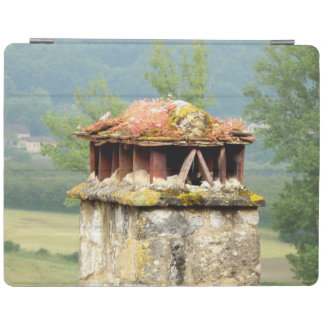 Ancient French Chimney iPad Cover