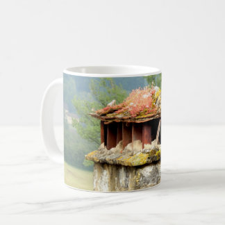 Ancient French Chimney Mug
