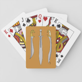 Ancient Greek Blades Playing Cards