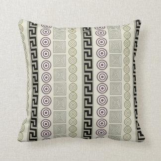 Ancient Greeks, cream, pillow