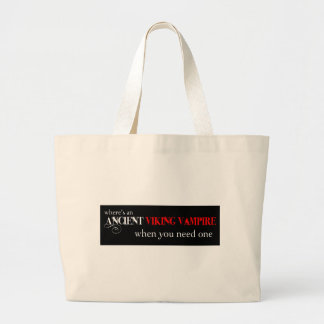 Ancient Hottie Large Tote Bag