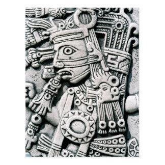 Ancient Inca Postcard
