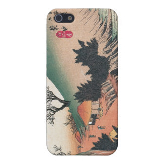 Ancient Japan. Case For The iPhone 5