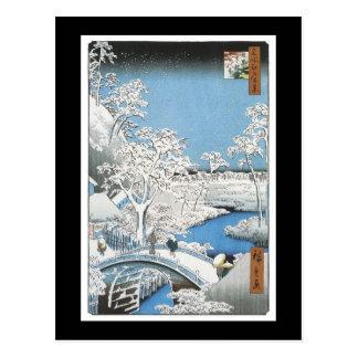 Ancient Japanese Art Postcard