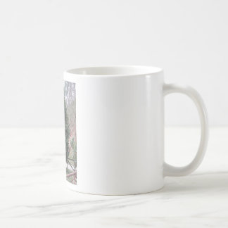 Ancient japanese cultivar of Camellia japonica Coffee Mug