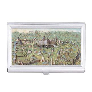 ANCIENT JERUSALEM CASE FOR BUSINESS CARDS