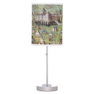 ANCIENT JERUSALEM DESK LAMPS