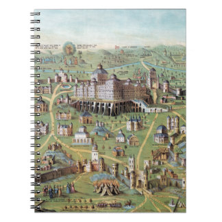 ANCIENT JERUSALEM NOTE BOOKS