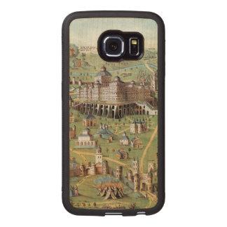 ANCIENT JERUSALEM WOOD PHONE CASE