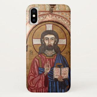 Ancient Jesus Mosaic Case-Mate iPhone Case