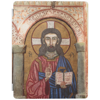 Ancient Jesus Mosaic iPad Cover