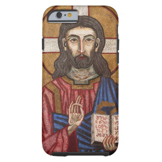Ancient Jesus Mosaic Tough iPhone 6 Case