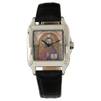 Ancient Jesus Mosaic Watch