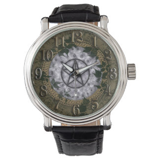 Ancient Magick Pentacle Pagan Watch