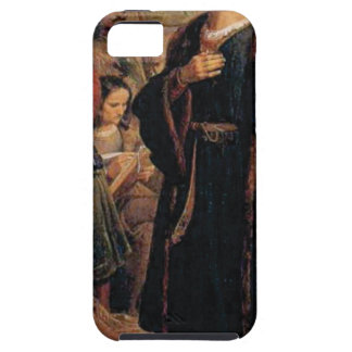 ancient man in black robe iPhone 5 covers