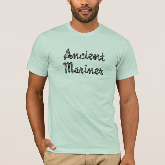 Ancient Mariner Sailor T-Shirt