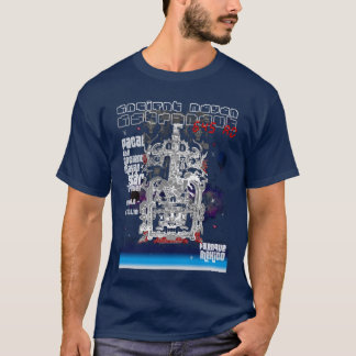 Ancient Mayan Astronaut Pacal T-Shirt